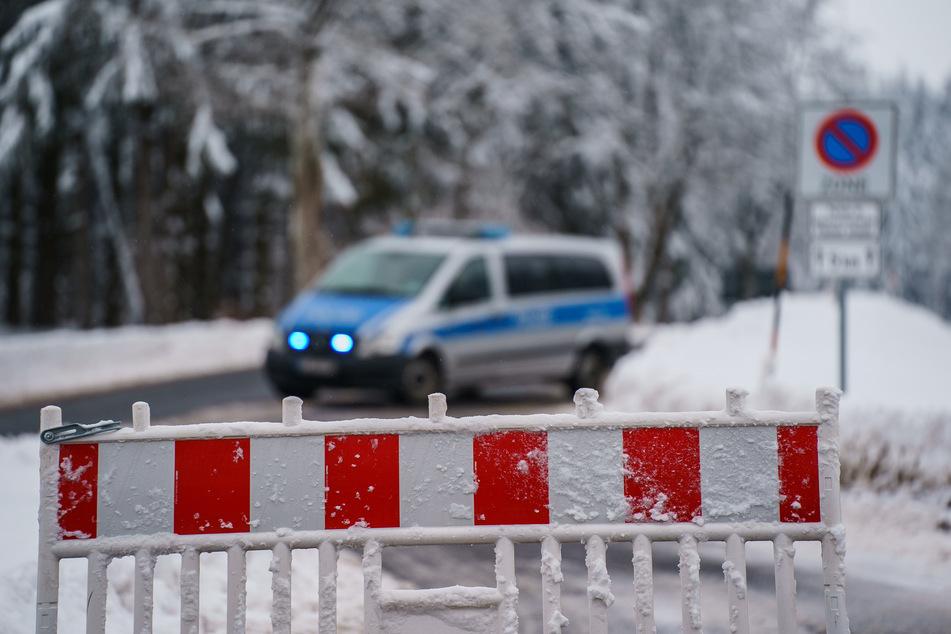 Frankfurt: Teils heftige Schneefälle: So ist die Verkehrslage auf Hessens Straßen