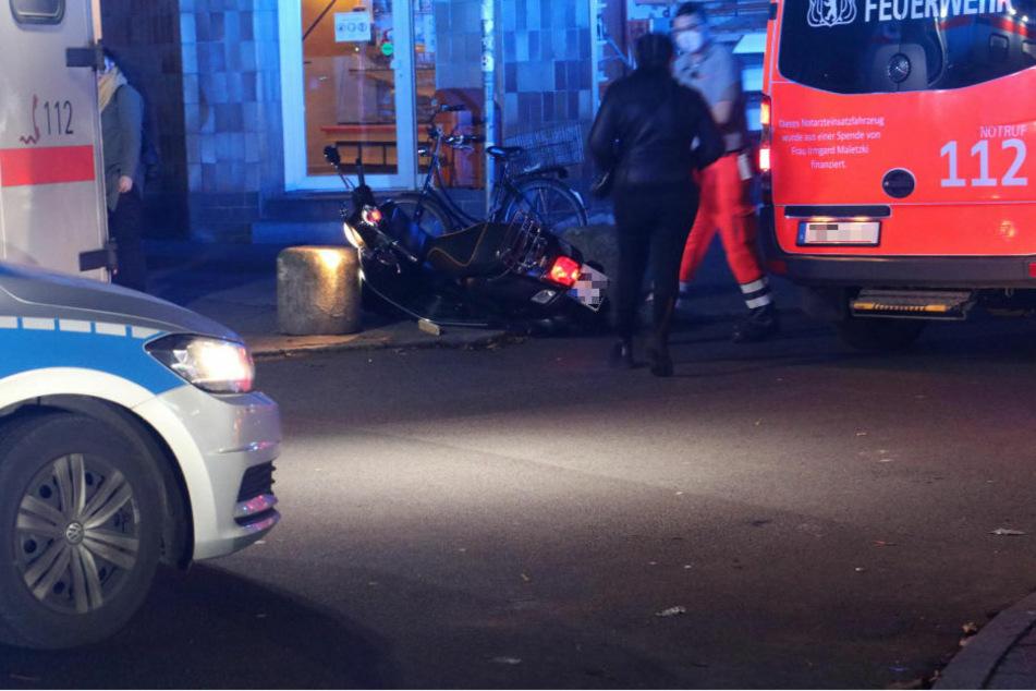 Mann in Berlin-Kreuzberg auf offener Straße niedergeschossen