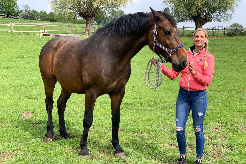Bio-Bäuerin und Pferdewirtin Denise (31) sucht nach dem passenden Mann.
