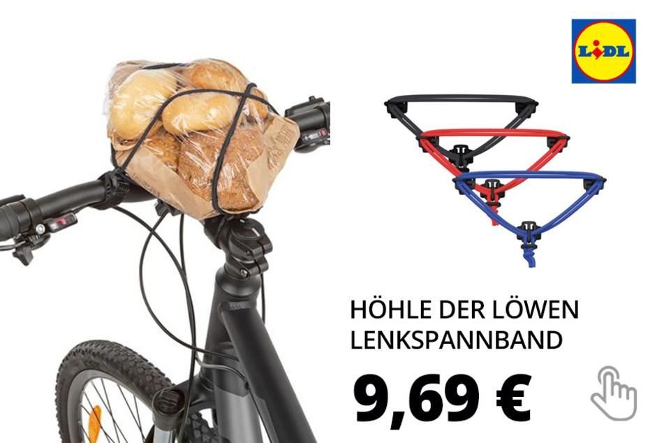 Höhle der Löwen Lenkspannband »Carryyygum«, für Fahrräder, 105 cm