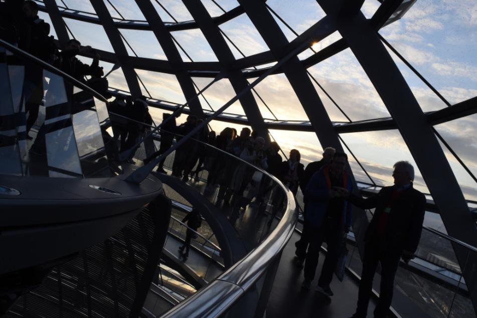Die Kuppel gilt als Touristenattraktion.