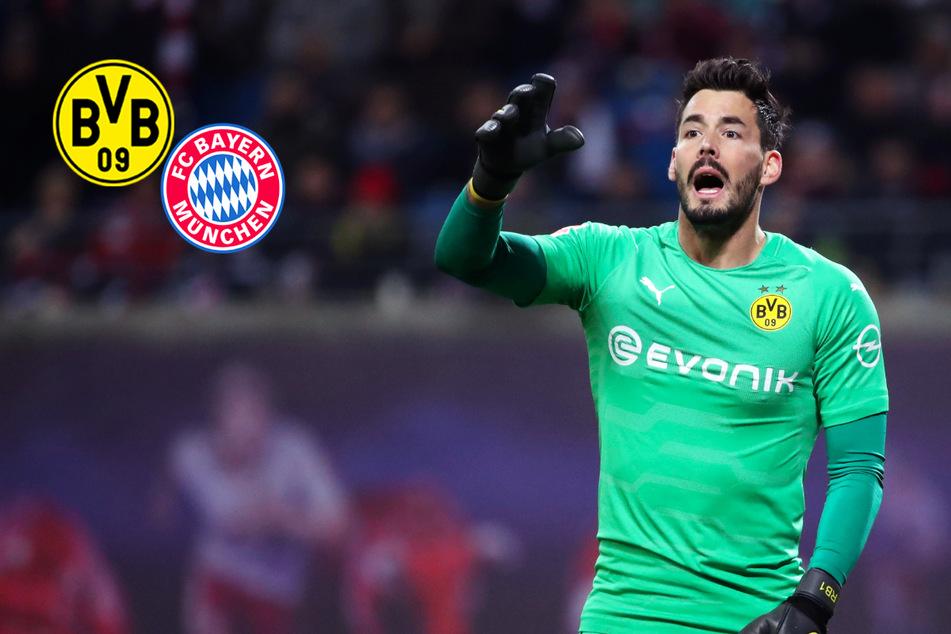 Irres Gerücht um Roman Bürki! Wechselt der BVB-Keeper zum FC Bayern München?