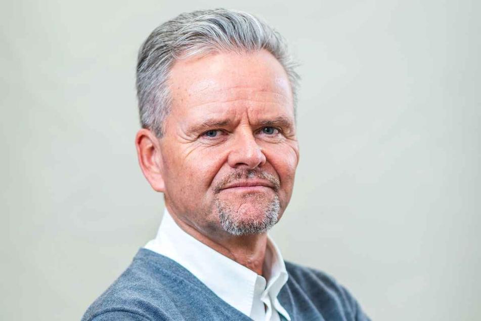 Was tun? CDU-Fraktions-Chef Tino Fritzsche (58) fordert Antworten vom Baudezernat.