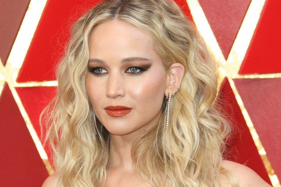 Jennifer Lawrence's family lost part of their summer camp to a fire.
