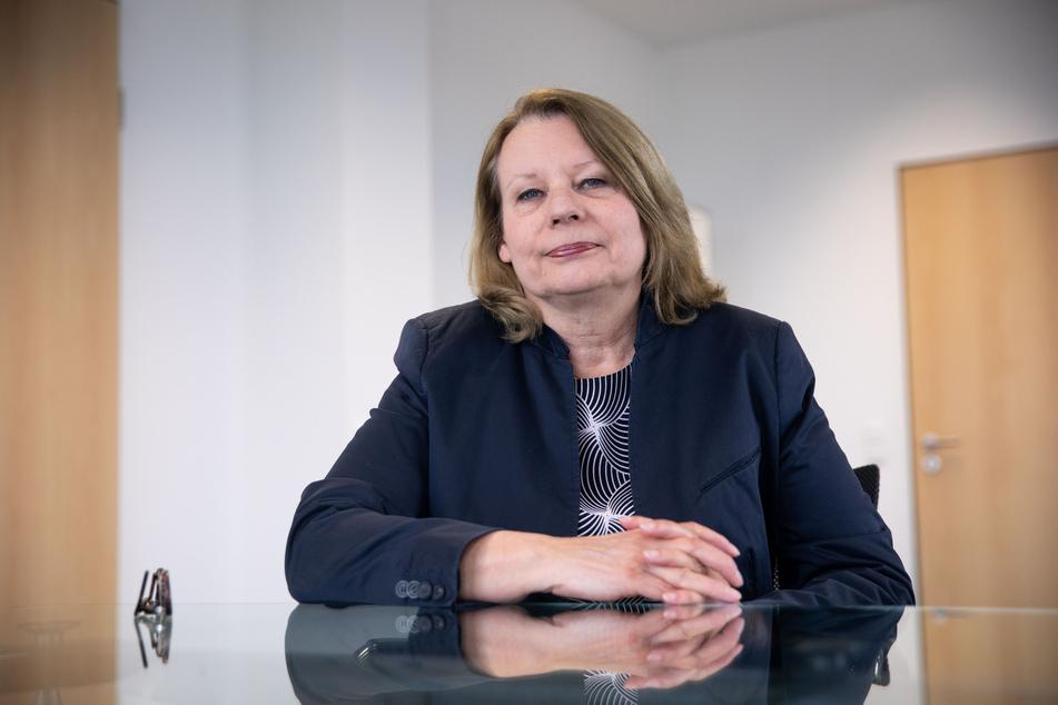 Cornelia Prüfer-Storcks (SPD), Senatorin für Gesundheit und Verbraucherschutz in Hamburg.