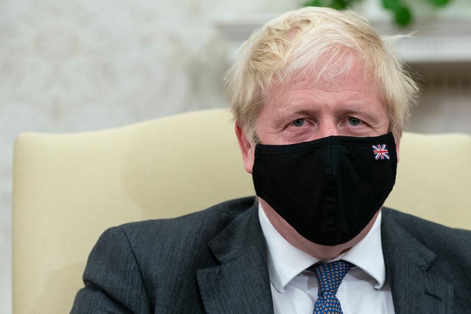 """""""Ich wechsle viele Windeln"""": Premier Boris Johnson enthüllt erstmals, wie viele Kinder er hat"""