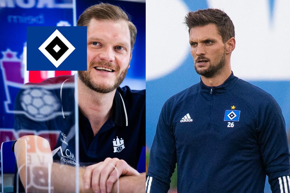 """""""Privileg"""": HSV-Torwart Ulreich und Handball-Keeper Bitter im Gespräch"""