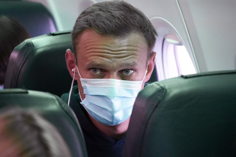 Kremlkritiker Alexej Nawalny (44).