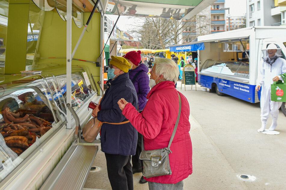 Dresden: Neuer Wochenmarkt für die Johannstadt