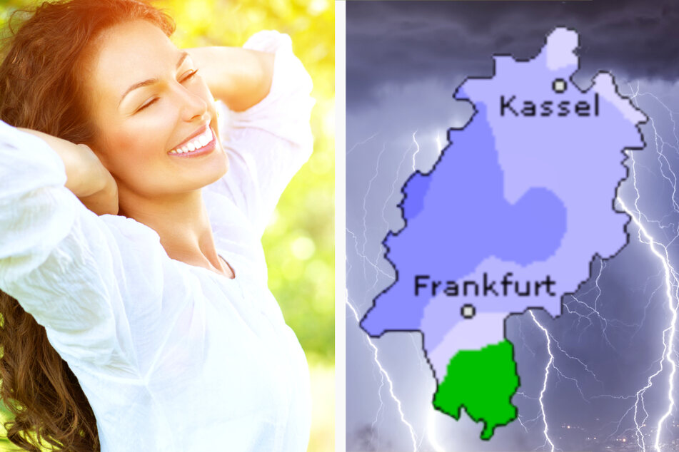 Der Mittwoch in Frankfurt und ganz Hessen wird noch ein herrlicher Spätsommertag, doch ab Donnerstag ziehen Schauer und Gewitter herauf.