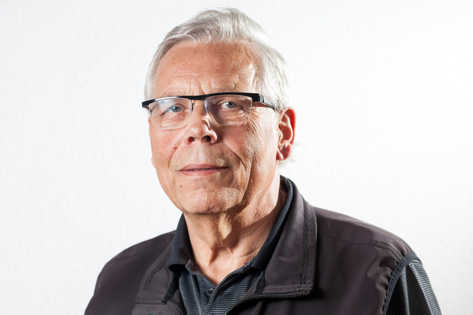 Hans-Joachim Siegel (77, Linke) bezweifelt die negativen Aussagen der Wissenschaftlerinnen.