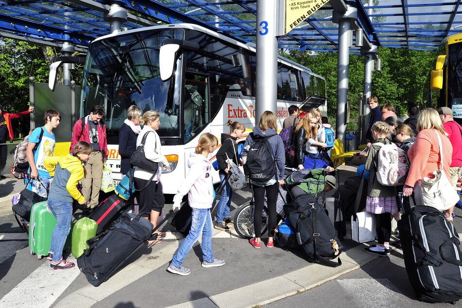 """Tausende Kinder starteten in den vergangenen Jahren gemeinsam mit den """"Verreisern"""" in die Sommerferien."""