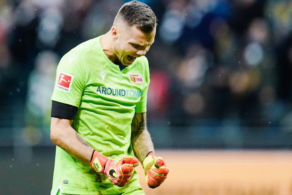 Rafal Gikiewicz verlässt Union am Saisonende.