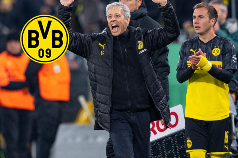 Mario Götze schießt gegen Favre und kritisiert BVB scharf