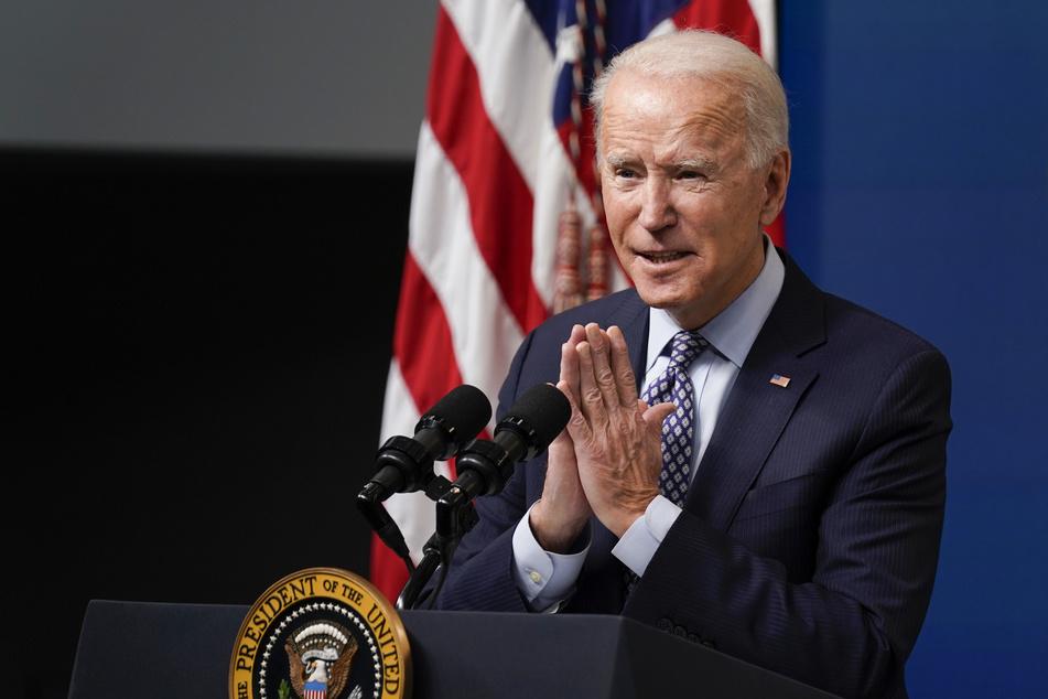 US-Präsident Joe Biden (78) versprach kürzlich, dass ab 19. April 90 Prozent der Erwachsenen impfberechtigt sein sollen.
