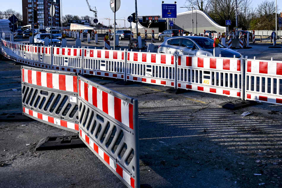 So wirkt sich die Corona-Krise auf Hamburgs Baustellen aus
