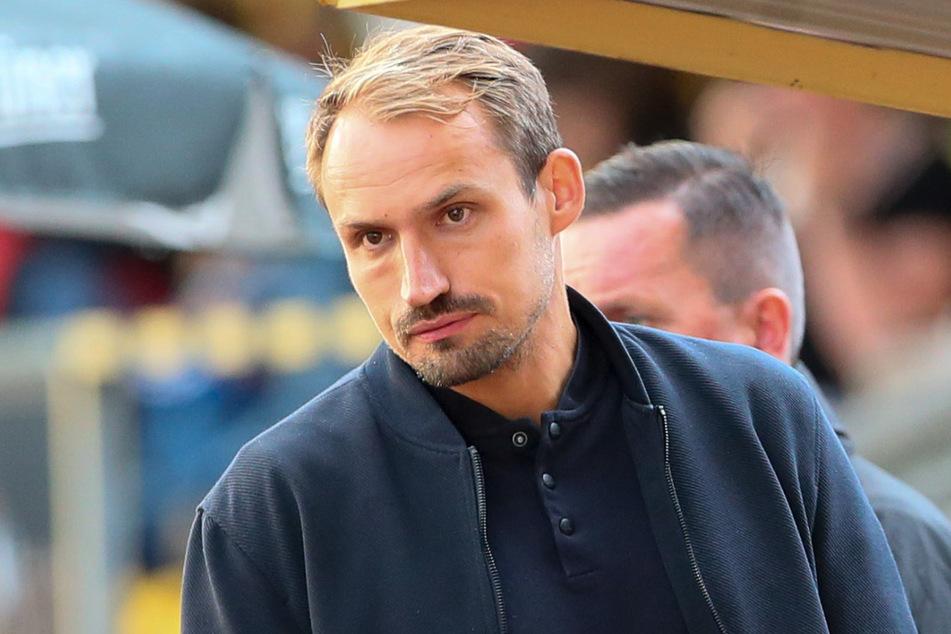 Muss jetzt verstärkt auf den eigenen Nachwuchs schauen: FSV-Sportdirektor Toni Wachsmuth (34).