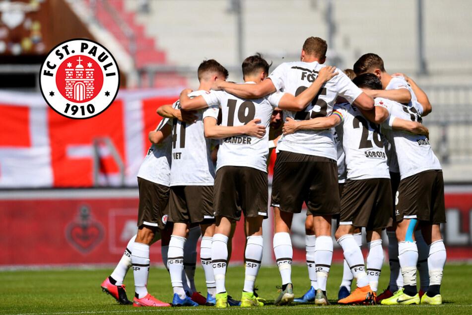 Nach Saisonende: Diese vier Spieler verlassen den FC St. Pauli