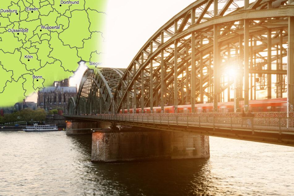 Jetzt rollt die Hitzewelle auf Köln und NRW zu: Neun Tage über 30 Grad!?