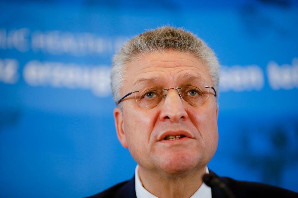 Lothar Wieler ist der Chef des Robert Koch-Instituts (RKI).