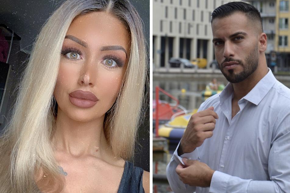 """Christina (28) und Ferhat (27) nahmen schon an Love-Realitys teil, jetzt sind sie bei """"Ex On The Beach""""."""