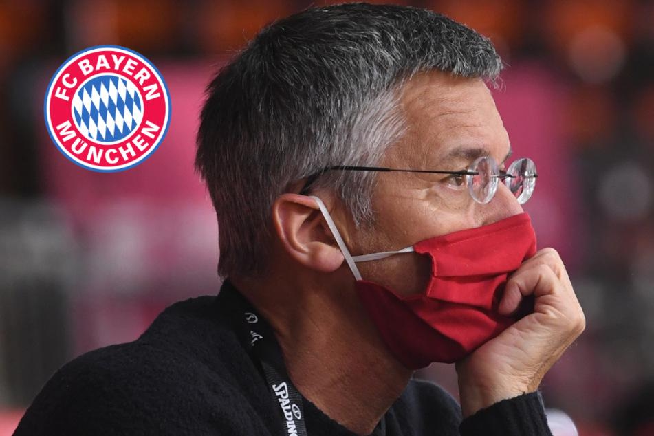 FC Bayern München: Präsident Hainer äußert großen Wunsch für zweites Amtsjahr