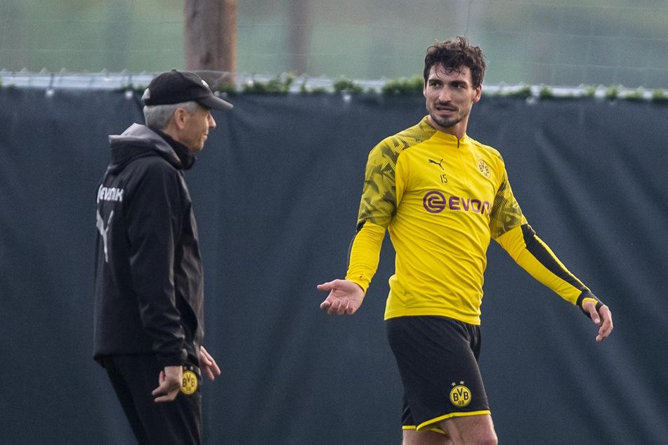 BVB-Verteidiger Mats Hummels. Auch für seine Meinung außerhalb des Platzes in der 31-Jährige bekannt.