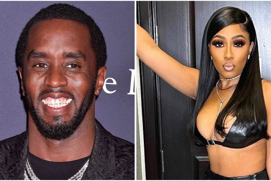 Diddy sparks dating rumors with City Girls' Yung Miami