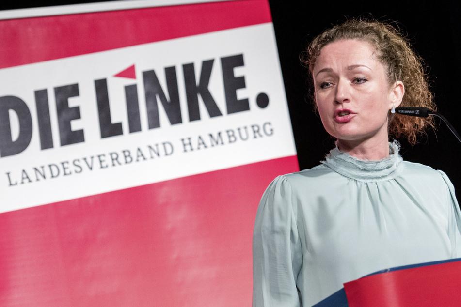 Erste Frau! Zaklin Nastic ist Spitzenkandidatin bei Hamburgs Linken