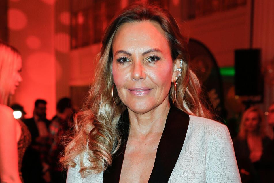 Natascha Ochsenknecht (56) ist Ende 2020 an Corona erkrankt.