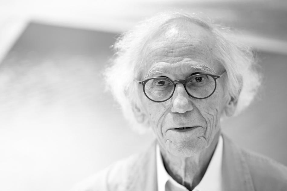 Verhüllungs-Künstler Christo ist tot