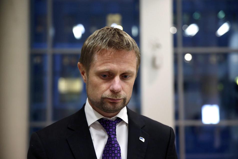 Norwegens Gesundheitsminister Bent Høie.