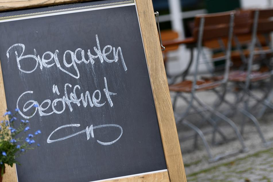 In vielen Regionen Deutschlands hat die Außengastronomie mittlerweile wieder geöffnet.