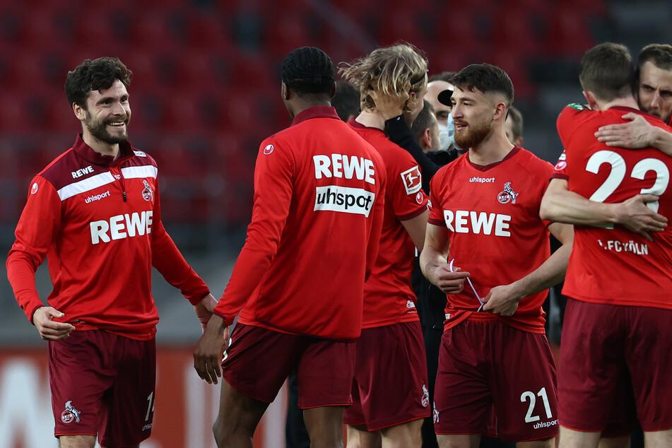 Jonas Hector erzielte für den 1. FC Köln zwei enorm wichtige Tore gegen RB Leipzig.