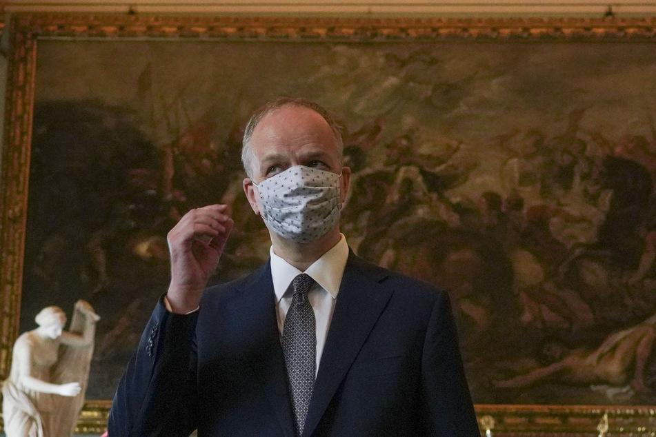 Eike Schmidt, der Museumsdirektor der Galerie der Uffizien in Florenz, hat sich mit dem Coronavirus infiziert.