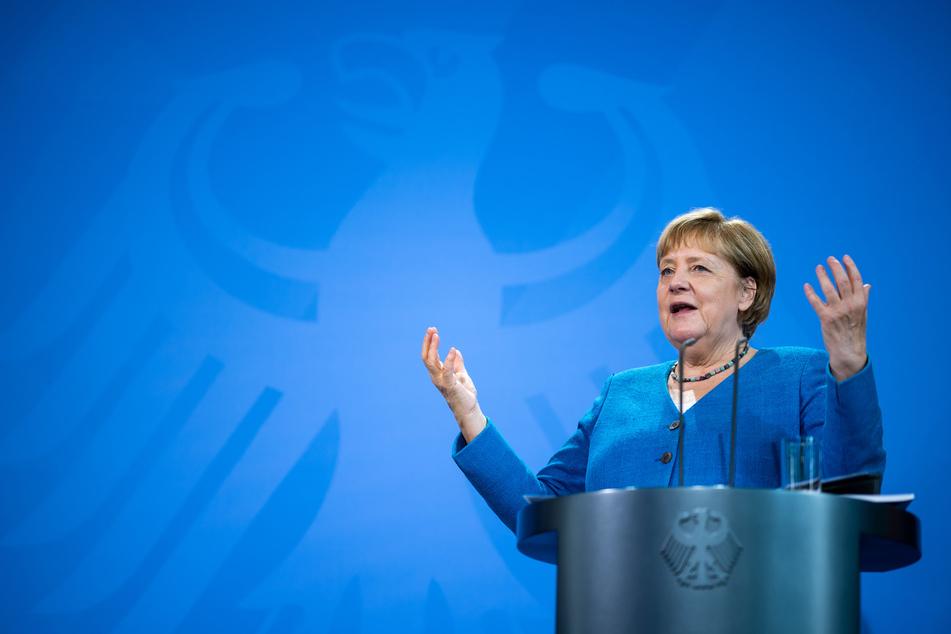 Angela Merkel (67) wurde in Hamburg geboren, ihre Familie siedelte allerdings von der Bundesrepublik in die DDR über und zog später nach Templin.