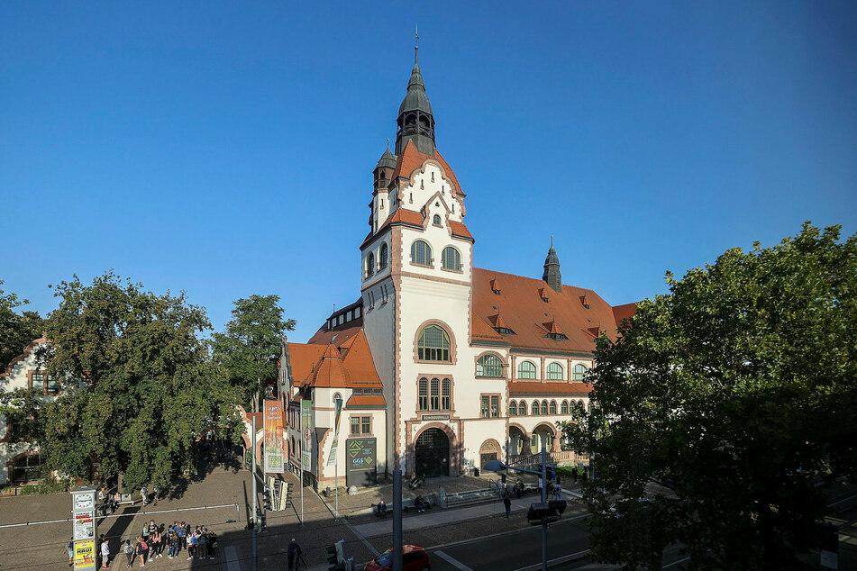"""Die Verleihung der """"Goldenen Henne"""" findet am 17. September in der Kongresshalle am Zoo Leipzig statt."""
