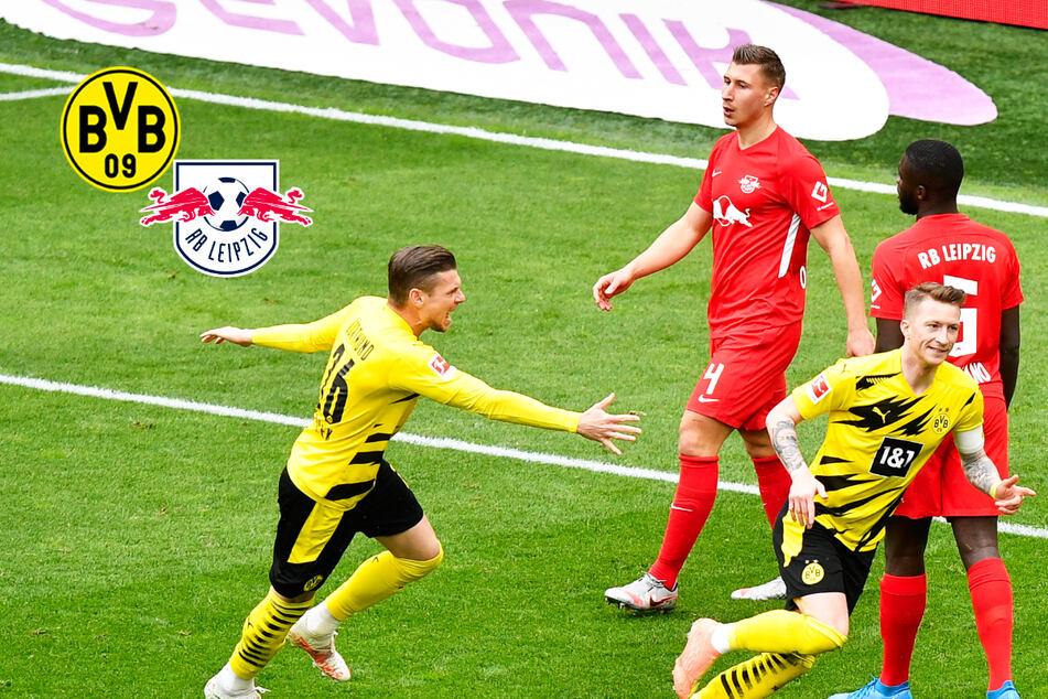 BVB ringt RB Leipzig in Mega-Spiel nieder und schießt FC Bayern zur Meisterschaft!