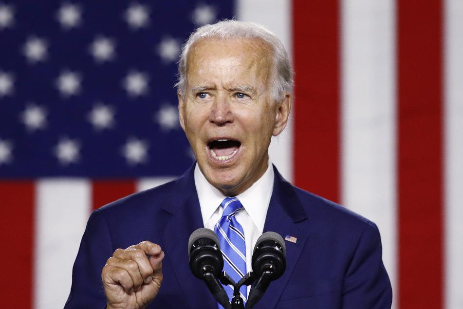 Joe Biden, designierter demokratischer US-Präsidentschaftskandidat und ehemaliger US-Vizepräsident.