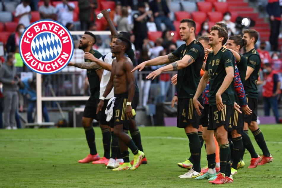 """FC Bayern erklimmt mit 7:0-Torfestival Tabellenspitze: """"Haben einfach Bock"""""""