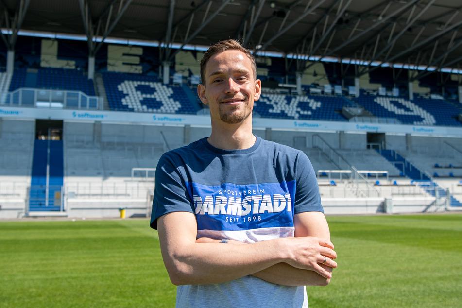 Jannik Müller (27) wird den SV Darmstadt 98 in der kommenden Saison verstärken.
