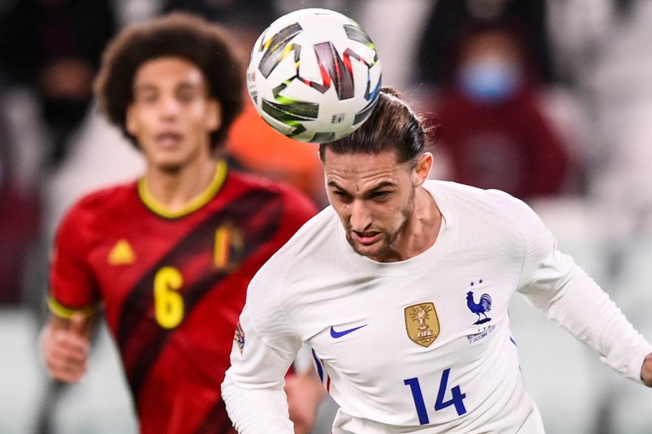 Adrien Rabiot (26) verpasst das Finale der Nations League wegen einer Corona-Infektion.