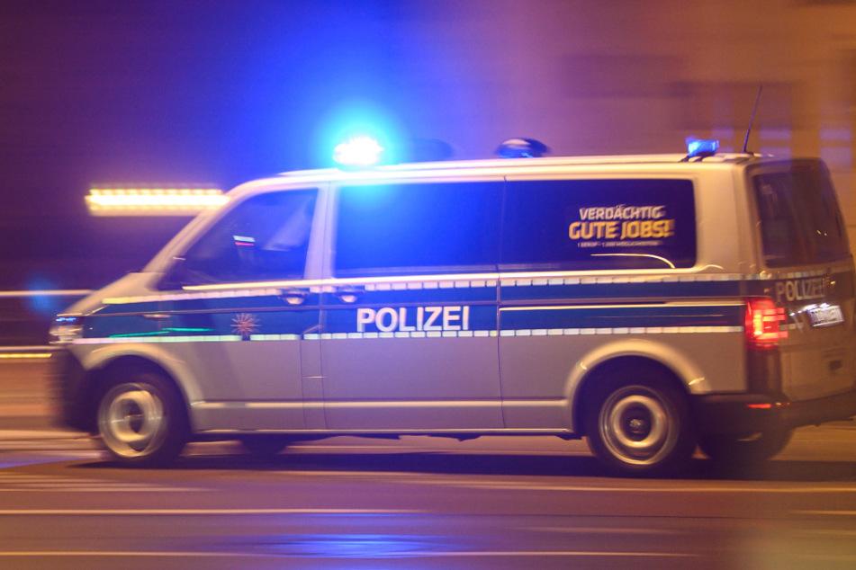Die Polizei musste einschreiten (Symbolbild).