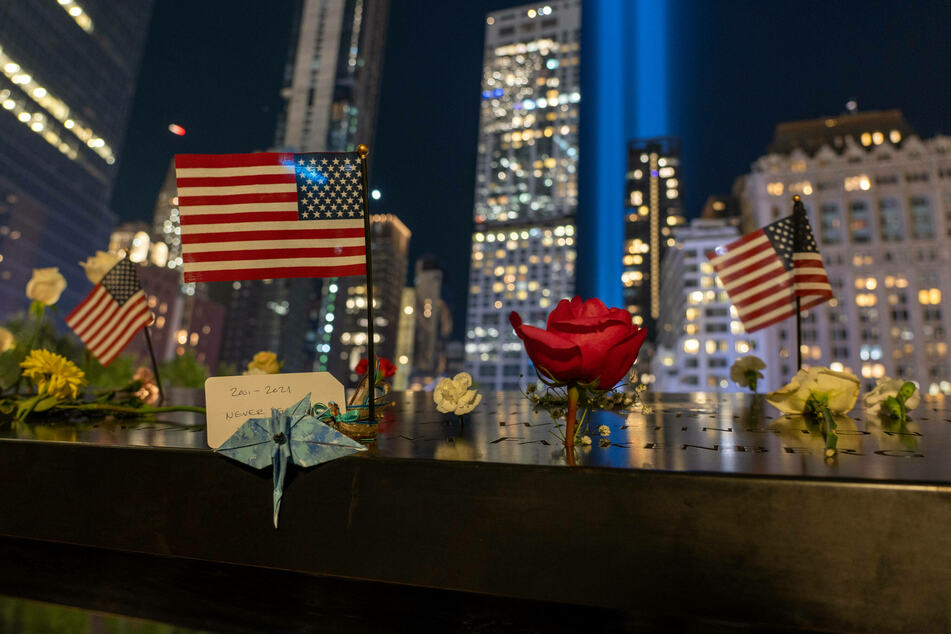 Families of 9/11 victims commemorate lost loved ones at emotional ceremony