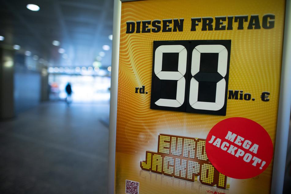 90-Millionen-Euro-Jackpot in Deutschland geknackt!