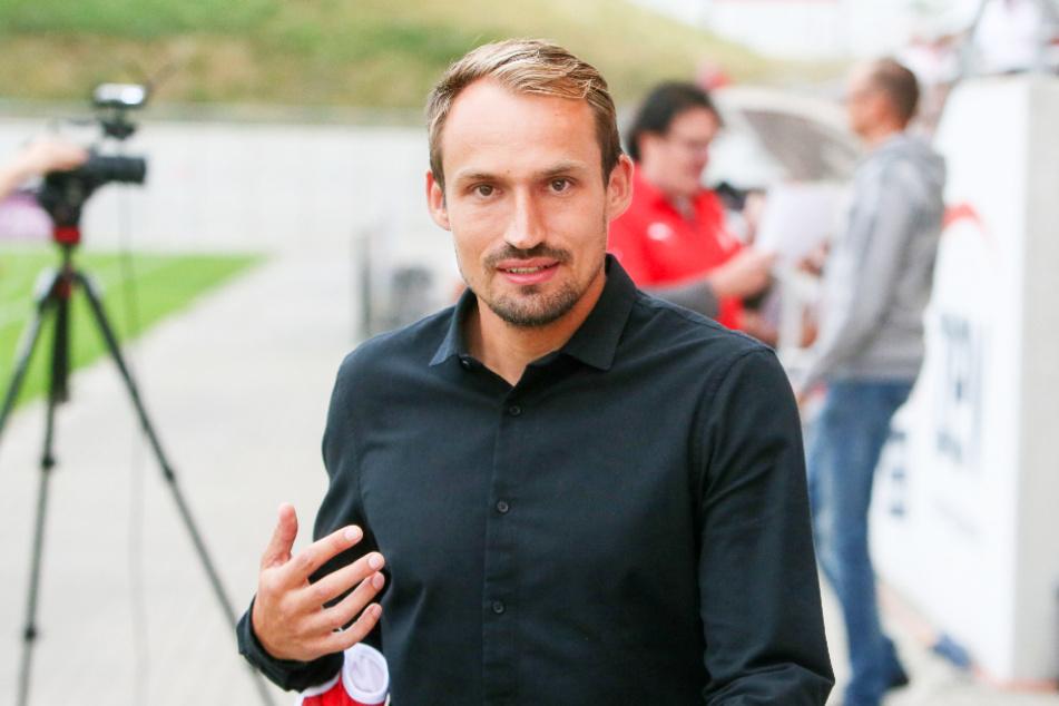 Sportchef Toni Wachsmuth hofft, dass der FSV in dieser Saision nicht in so in Abstiegsnöte kommt wie in der vergangenen.