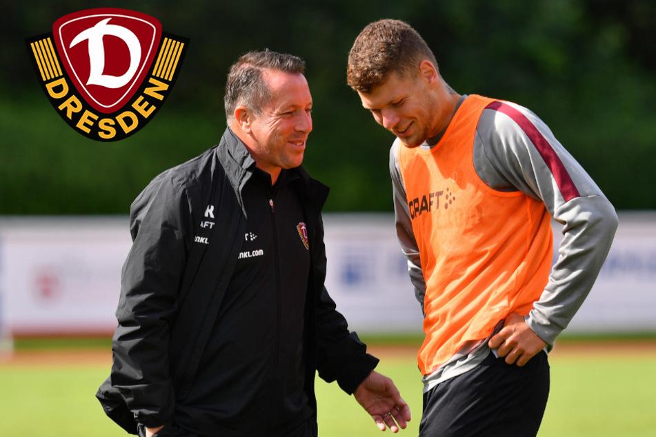 Dynamo: Knipping für Ehlers, oder stehen beide in Kauczinskis Startelf?