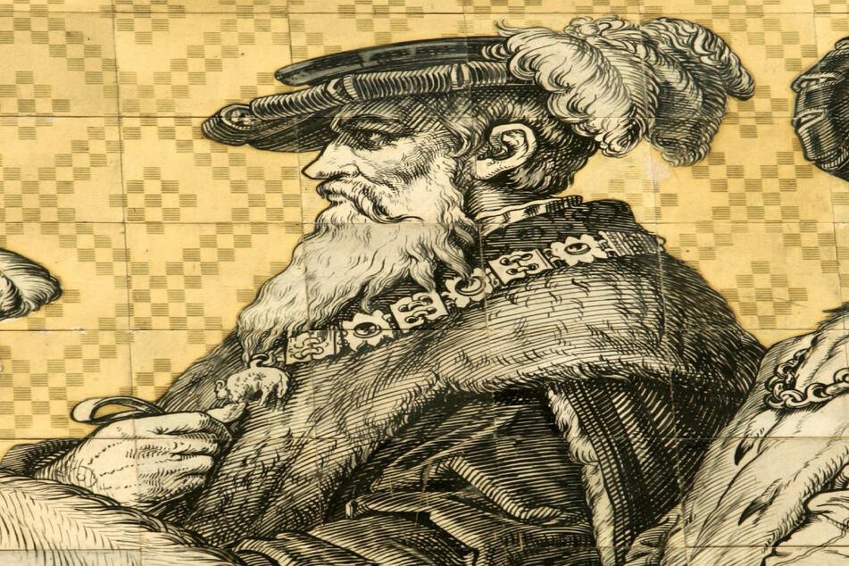 Unter dem Wettiner Georg dem Bärtigen wurden 1513 die ersten vier Nachtwächter eingestellt.
