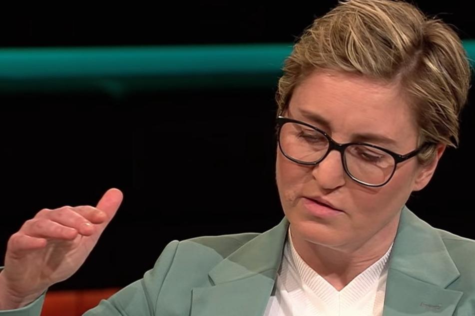 Spitzensteuersatz 50 Prozent: Linken-Chefin blamiert sich bei Markus Lanz bis auf die Knochen