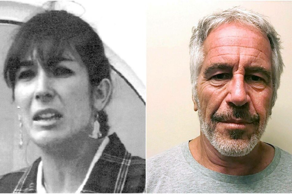 Maxwell was the longtime girlfriend and alleged accomplice of the deceased Jeffrey Epstein.